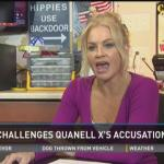 angela box conservative christian houstonian fighting quanell x