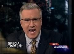 Angela Box Houston Conservative Christian Blog - Angry Liberal - Keith Olbermann