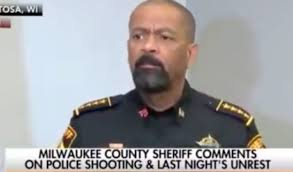Milwaukee Sheriff David Clarke giving Black Lives Matter the business