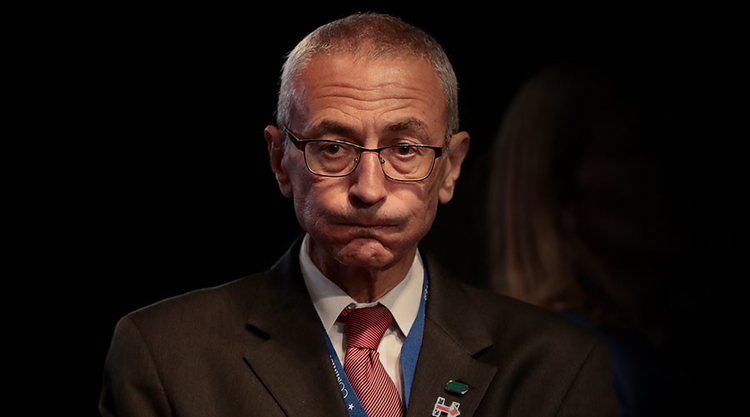 John Podesta, victim of a typo and a phishing scheme