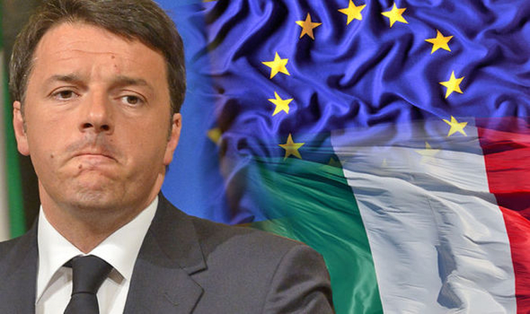 Another leftist bites the dust! Way to go, Italy!