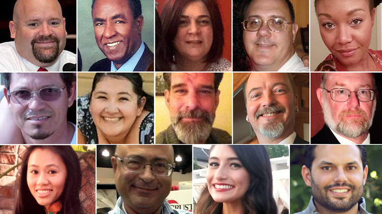 Did the leftist phonies cry any tears over these victims of Muslim terror?