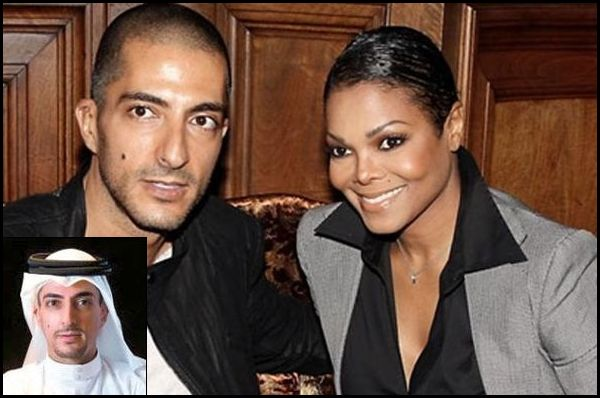 Janet Jackson Removes Her Burqa and Runs For the Hills!